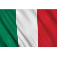 BANDIERONE ITALIA TRICOLORE cm. 200 x 150 | BANDIERA ITALIA GRANDE