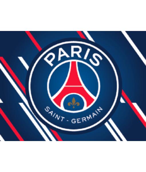 BANDIERA PSG UFFICIALE PARIS SAINT GERMAIN FLAG GRANDE cm. 100 x 150