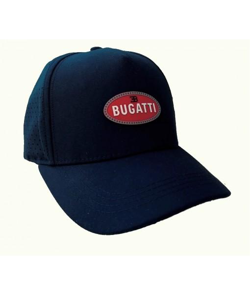 CAPPELLO BUGATTI UFFICIALE ORIGINALE BLU NAVY