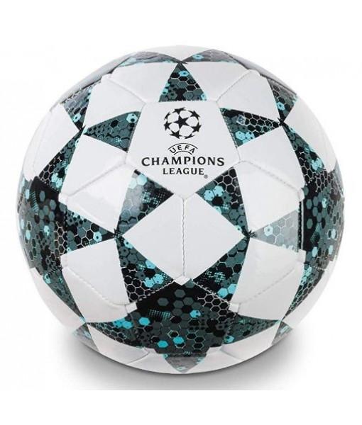 PALLONE UEFA CHAMPIONS LEAGUE UFFICIALE UCL in CUOIO Misura 5 MONDO 13846