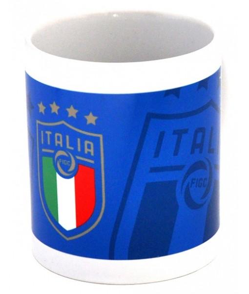 TAZZA ITALIA F.I.G.C. UFFICIALE | TAZZA MUG NAZIONALE ITALIANA CALCIO ORIGINALE